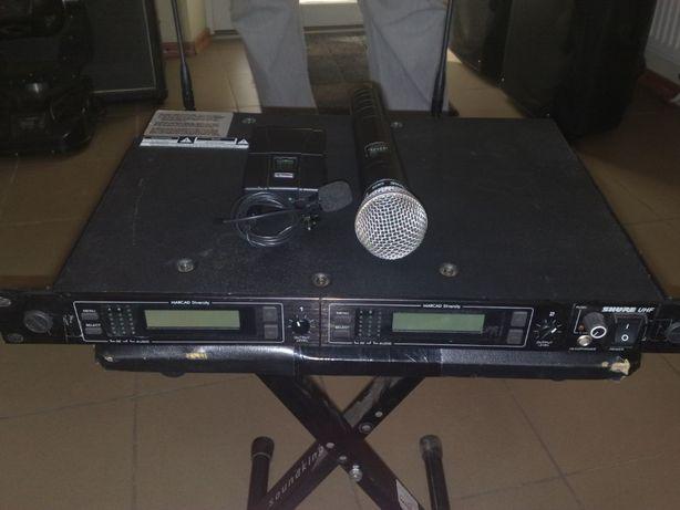 Shure U4D-UA Wireless Combo System UB U2 SM58 U1-UA