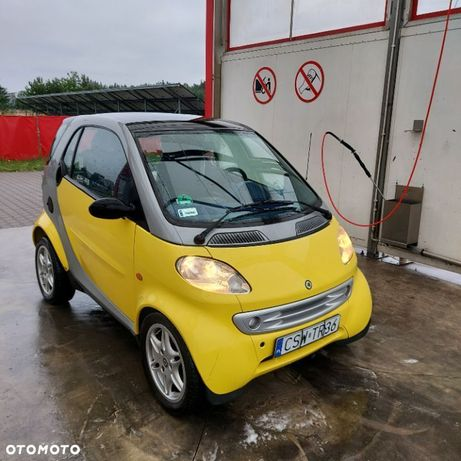 Smart Fortwo Smart fortwo