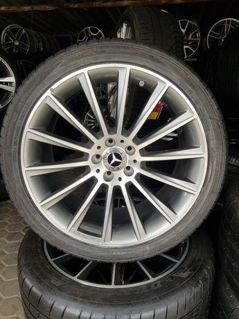 Nowe koła lato Mercedes s-klasa C217 W222 AMG 245/40r20 275/35r20