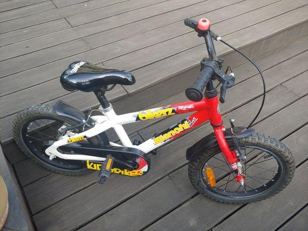 Super rowerek bianchi 12 cale