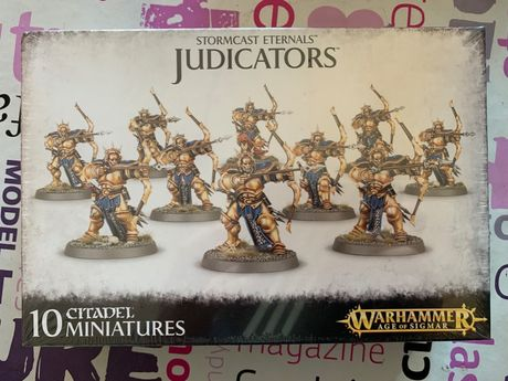 warhammer Age Sigmar - Stormcast Evenals Judicators