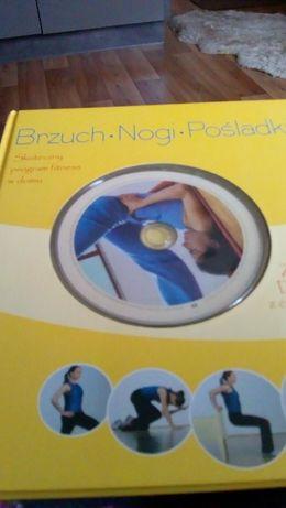 Książka+DVD/fitness w domu
