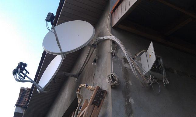Ремонт спутникового ТВ,и Т2.