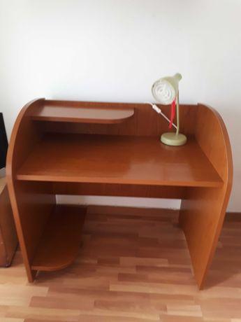 Mobília de solteiro cerejeira c/ cama dupla