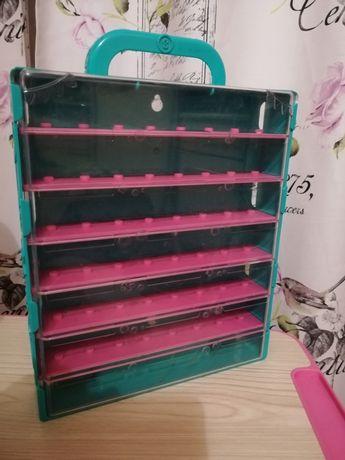 Кейс колекционера Shopkins, шопкинс чемодан для фигурок