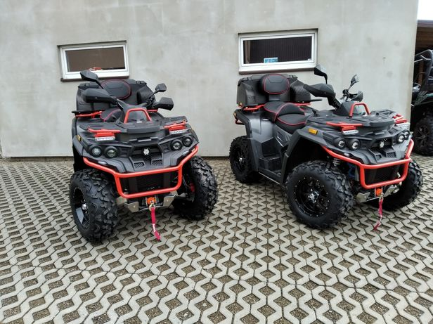 CF Moto Odes 800 Dealer Vat23% Goes Can am GrizzlyRATY LEASING Dostawa