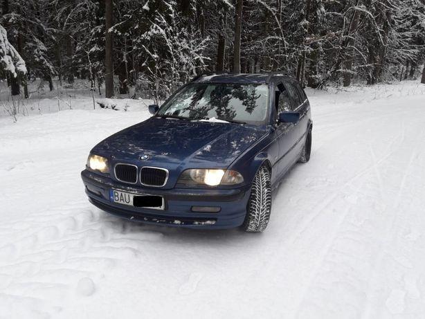 BMW E46 320d 136km 2001r.