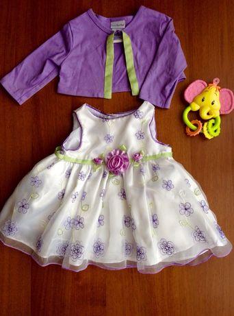 Платтячко/ сукня 0-4м/ Платье