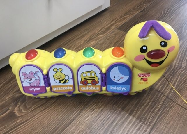 Gasienica Fisher Price