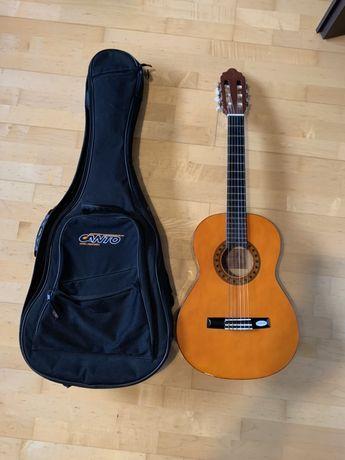 Gitara Valencia CG 160 3/4 + pokrowiec Canto
