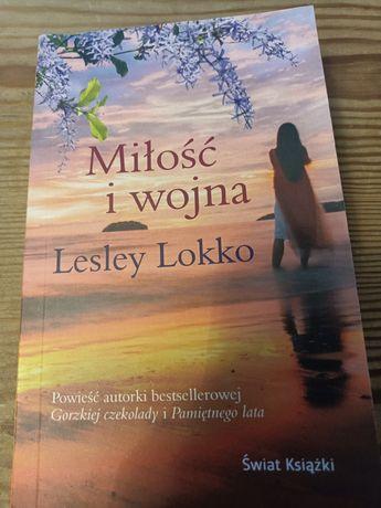 Miłość i wojna Lesley Lokko