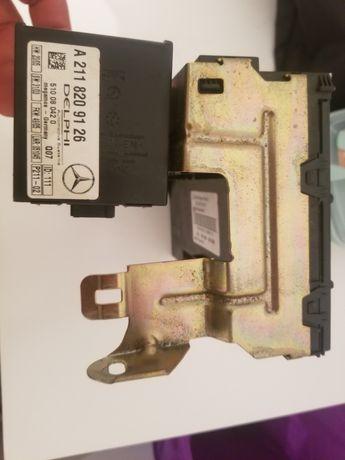 Блок управління Mercedes C180