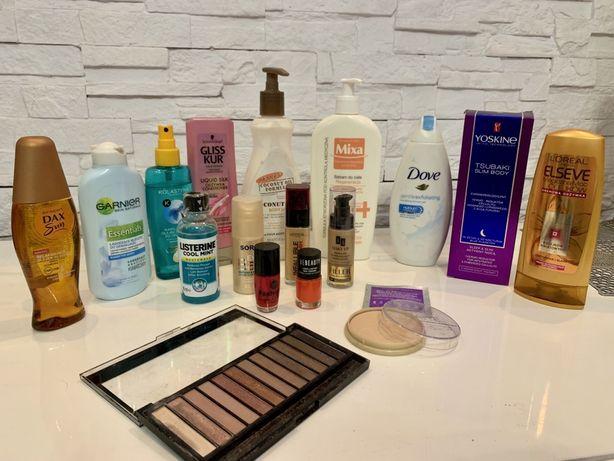 Zestaw kosmetków 17 produktów