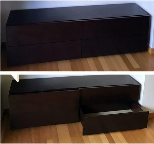 Armario estante mesa sala mobiliário escritorio