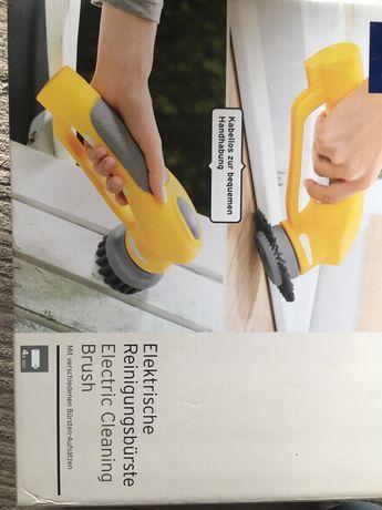 Elektryczna szczitka do czyszczenia