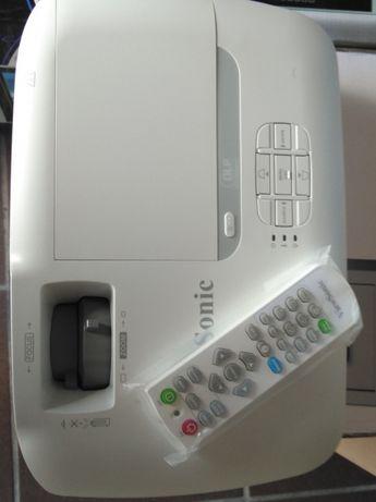 DLP Beamer Viewsonic PX702HD Jasność: 3500 lm 1920 x 1080 HDTV 22.000: