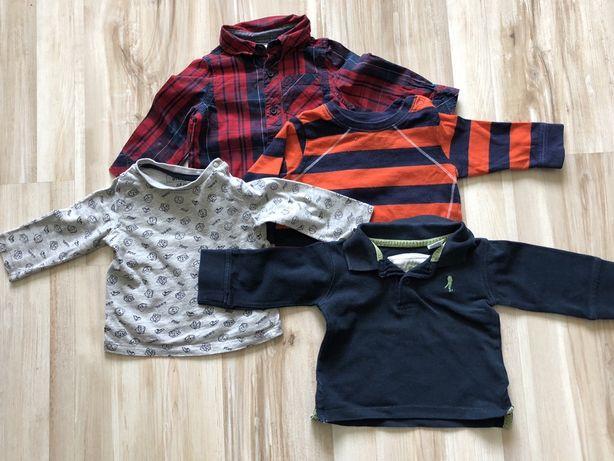 Bluzki 68 Zara, In extenso i F&F