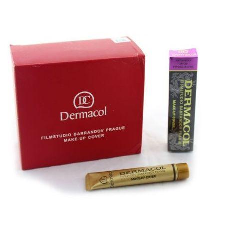 Тональный крем Dermacol с повышенными маскирующими свойствами 30г(2шт)