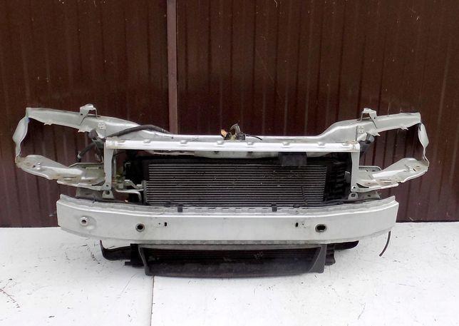 pas przedni kompletny VOLVO V50 chłodnice wentylator belka c30 s40 II