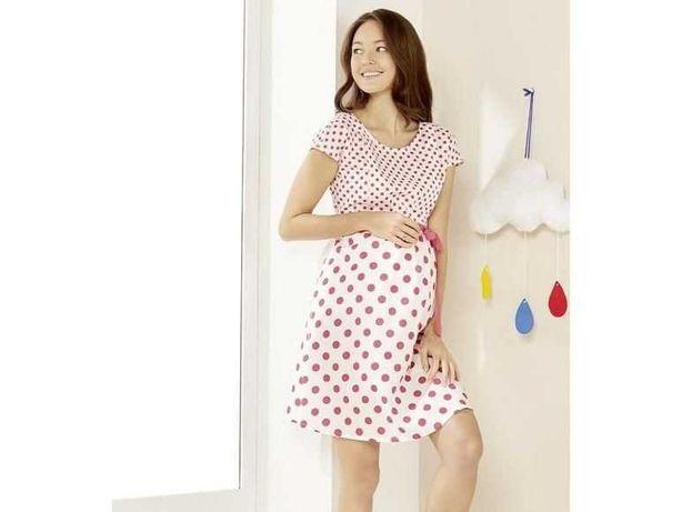Платье для беременных и кормящих Esmara Германия, р-р евро 40