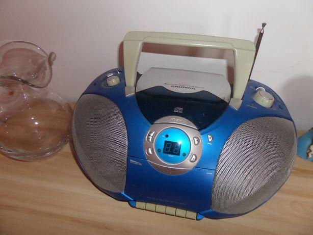 Grundig Radio-magnetofon