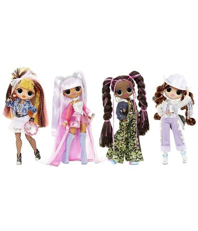 Кукла Lol omg remix kitty k honeylicious lonestar pop bb