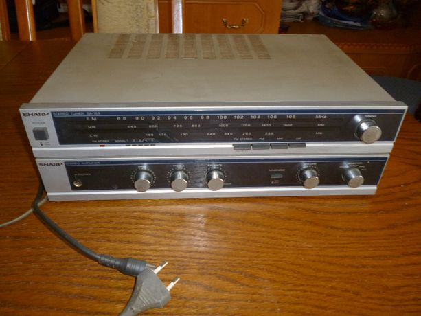 Amplituner Wzmaczniacz Radio Sharp