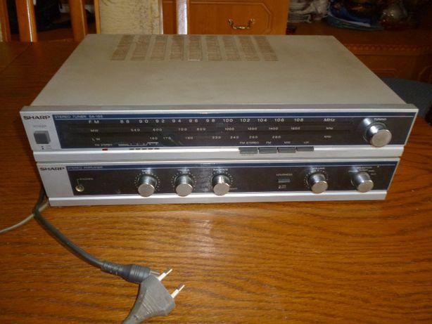 Radio Amplituner Wzmaczniacz Sharp
