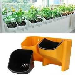 Flower Pot - Фито-модуль для цветов, ставчик, вазон, горшок Флавер Пот