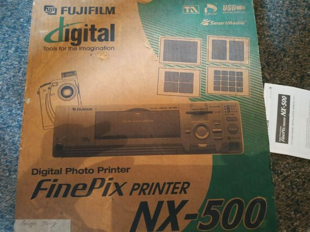 Fujifilm FinePix Printer NX-500