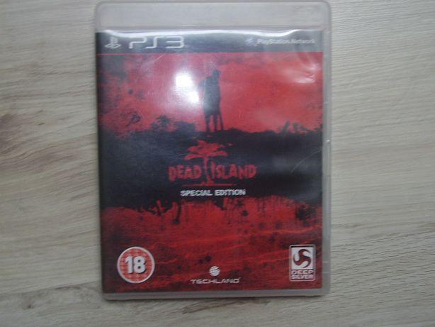 Dead Island edycja specjalna na konsole playstation 3 gra ps3