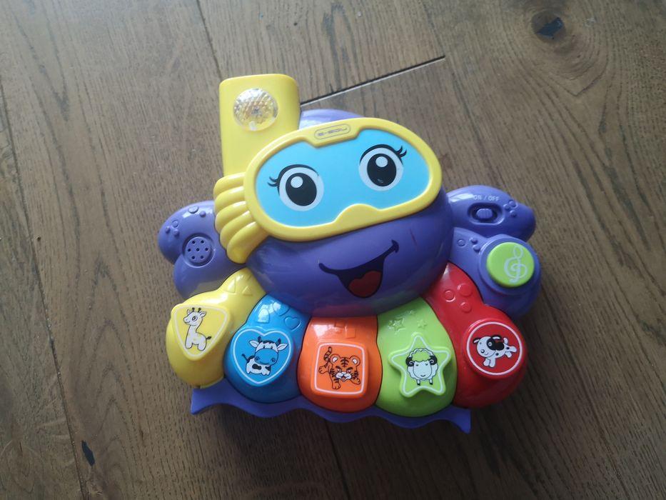 Zabawka interaktywna ośmiornica Ząbki - image 1