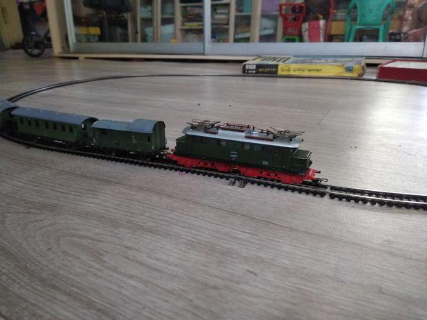 Железная дорога раритет +-1980 год