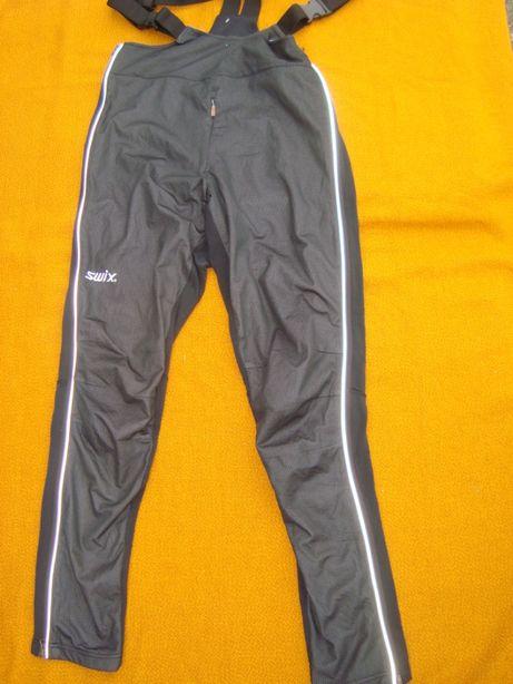 spodnie do biegów narciarskich- Swixx roz- XL-szelki -profesjonalne -E