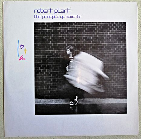 Vinil Robert Plant – The Principle Of Moments