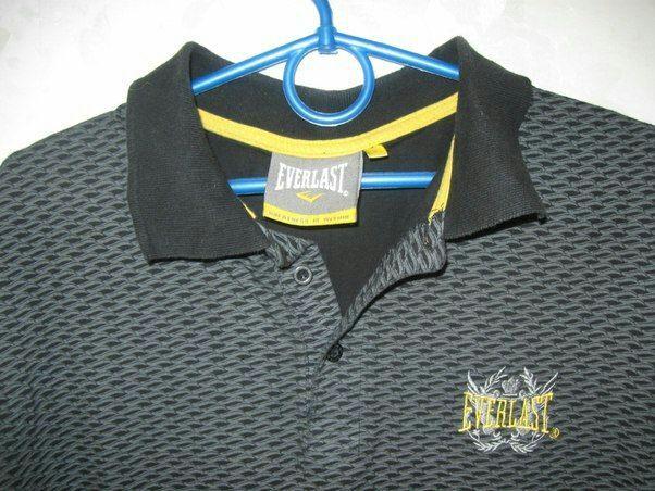 поло футболка Everlast (не fjallraven napapijri)