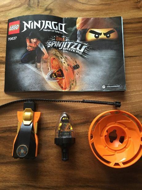 Lego Ninjago Мастер спинджитсу 70637 оригинал
