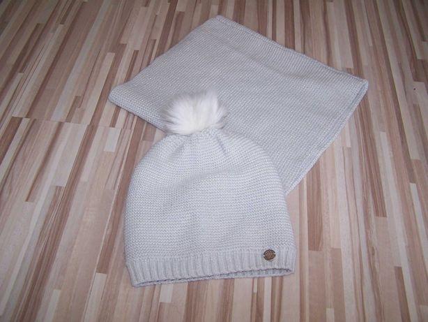 Komplet czapka komin Coccodrillo 116