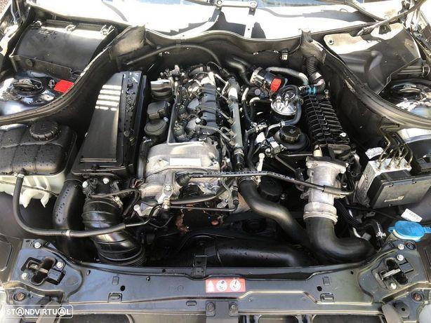 Motor Mercedes Sportcoupe C220CDI 150CV