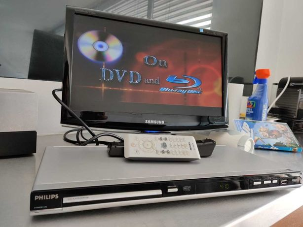 Leitor DVD Philips
