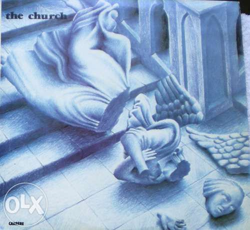 The Church - The Church (1st Album) 1982 Lp vinil