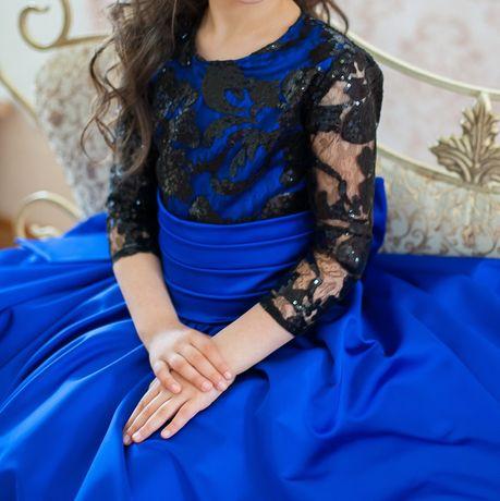 Продам наше выпускное платье на 6-7 лет в идеальном состоянии