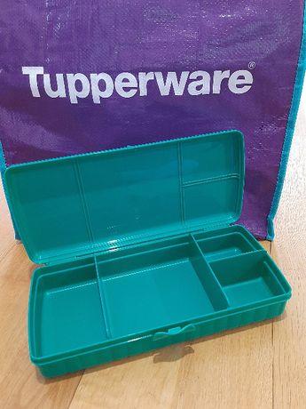 Caixa com Divisórias Tupperware