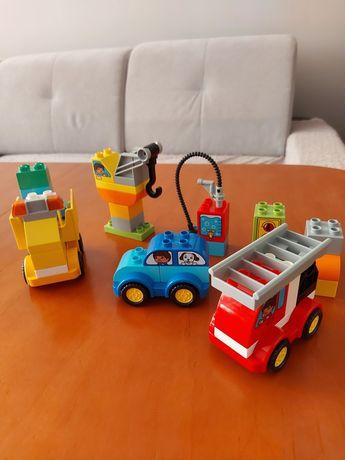Klocki Lego Duplo Moje Pierwsze Pojazdy 10816