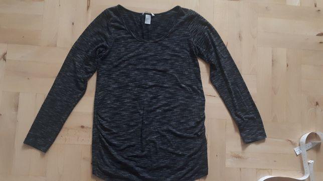 Bluzka ciążowa r.M H&M MAMA szara