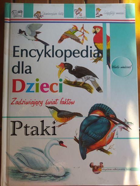 Encyklopedia dla dzieci, zadziwiający świat faktów, ptaki