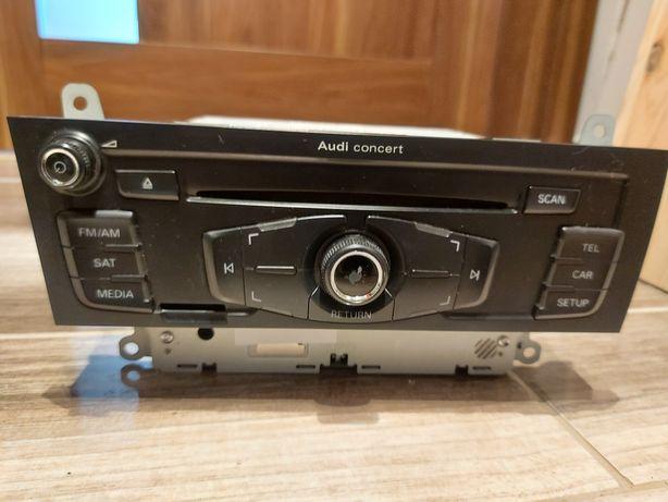 Radio audi A4 B8 wersja USA