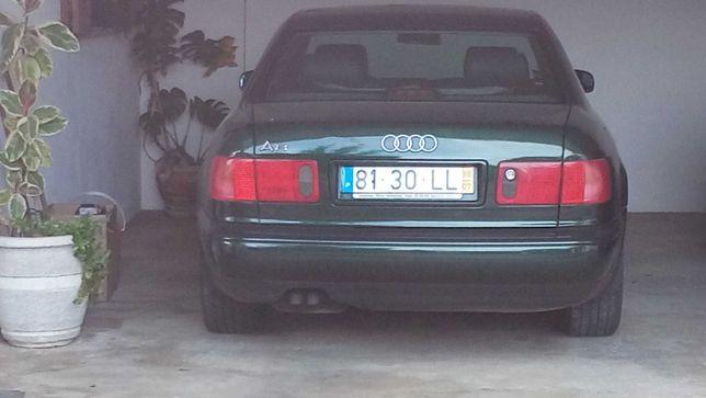 Audi A8 2.5 TDI Bom estado de conservação