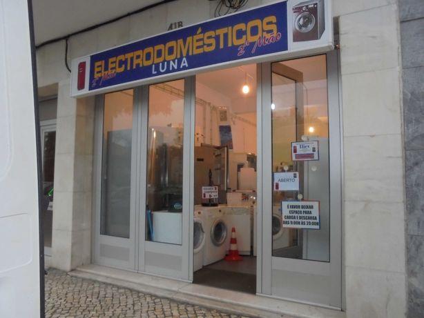 Electrodomesticos segunda mão vários preços