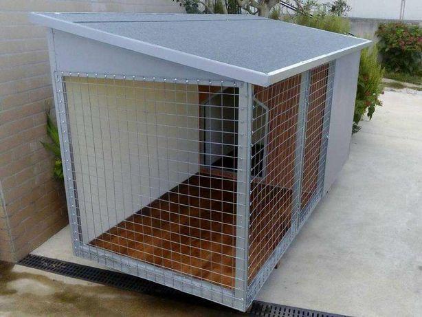 Casotas ou abrigos para animais